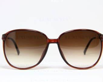 26e5696c38 PLAYBOY Brown Gold Vintage Sunglasses Sonnenbrille Occhiali Gafas 4588-30  Made in Germany