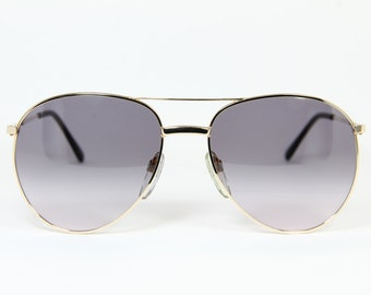 12a4f56fc57 Aviator R+H Activ 18K Gold Plated 3504 F1 Vintage Sunglasses Sonnenbrille  Occhiali Gafas Bril Free Shipping
