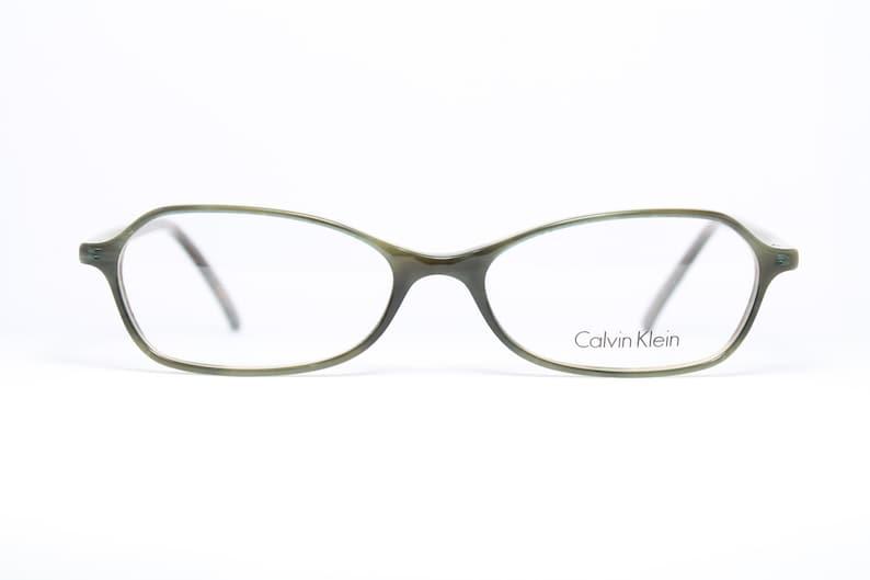 loopschoenen nieuwe stijl 50% prijs Small CALVIN KLEIN 771-082 Glasses Vintage Brille Eyeglasses Occhiali  Lunettes Gafas Bril Frame Free Shipping