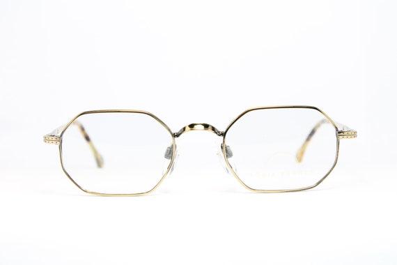 Octagon Rare Unique Bogner 7501 20 Vintage Brille Eyeglasses Etsy