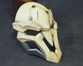 Reaper's Mask PLUS 3D Printed