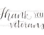 Veteran Thank You For You...