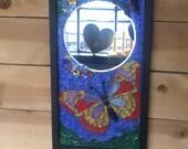 Tall Butterfly Mirror...