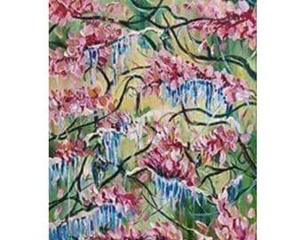 "Chrysalis (36"" x 24"" Acrylic on Canvas)"