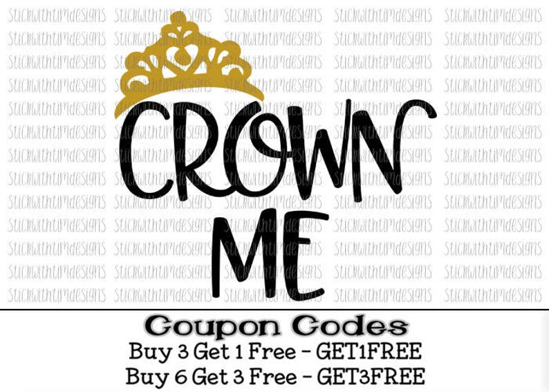 Crown Me Svg Princess Svg Girl SVG PNG Files Cut Files Svg Files for Cricut  Svg Files for Silhouette Cameo Cutting File Crown Svg Queen Svg