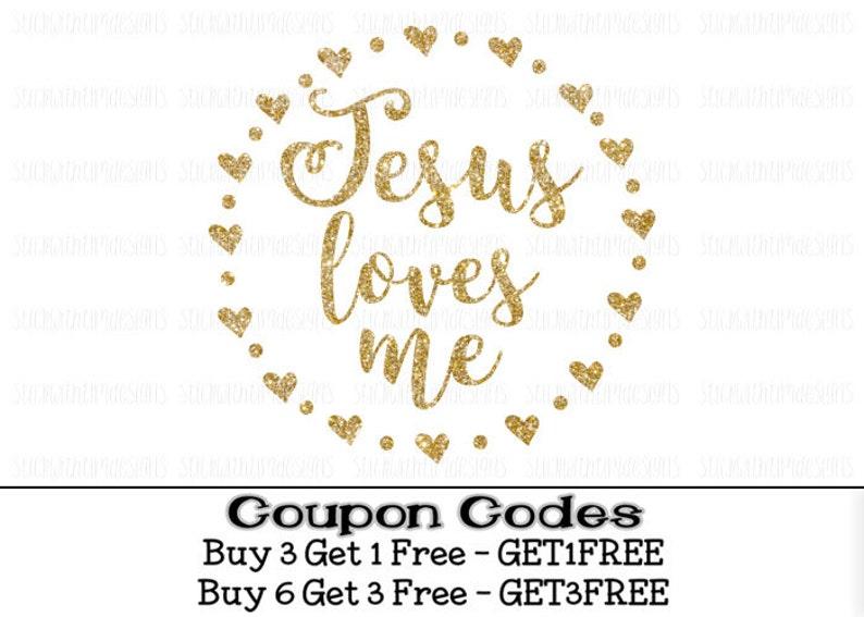 Jesus Loves Me Svg Christian Svg Inspirational Svg Files Png Etsy