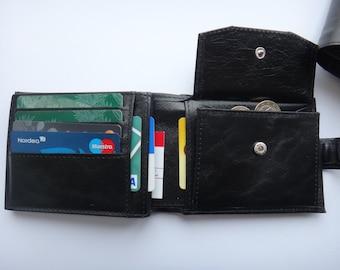 Men's leather wallet Men's leather coin purse Handmade leather wallet Men's handmade leather wallet Men's leather bifold wallet 54