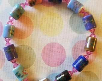 One of a kind Multicolored bracelet