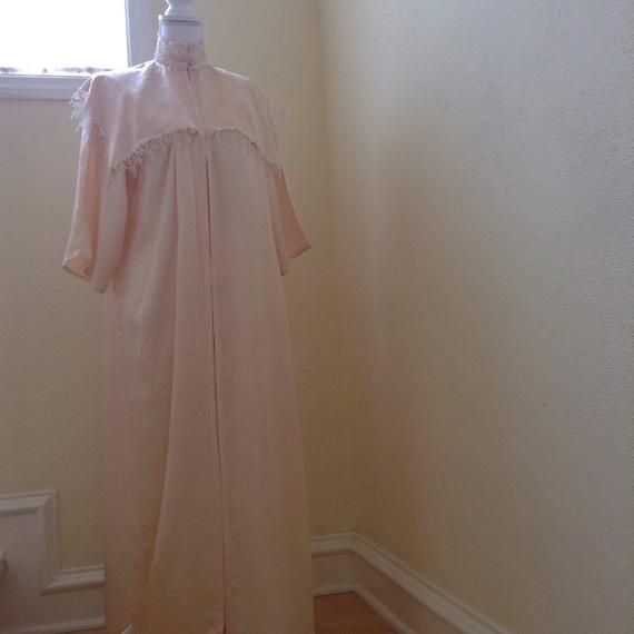 Vintage Silk Robe / Jessica McClintock - image 3