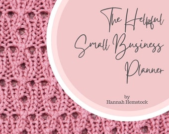 The Helpful Small Business Planner