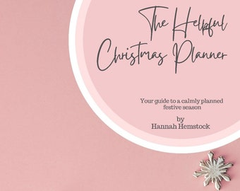 The Helpful Christmas Planner