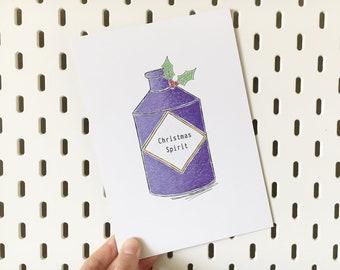 Christmas Spirit Print