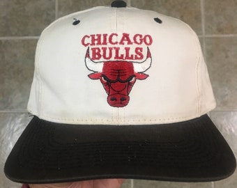 201808a1099 Vintage Chicago bulls youngan snapback hat