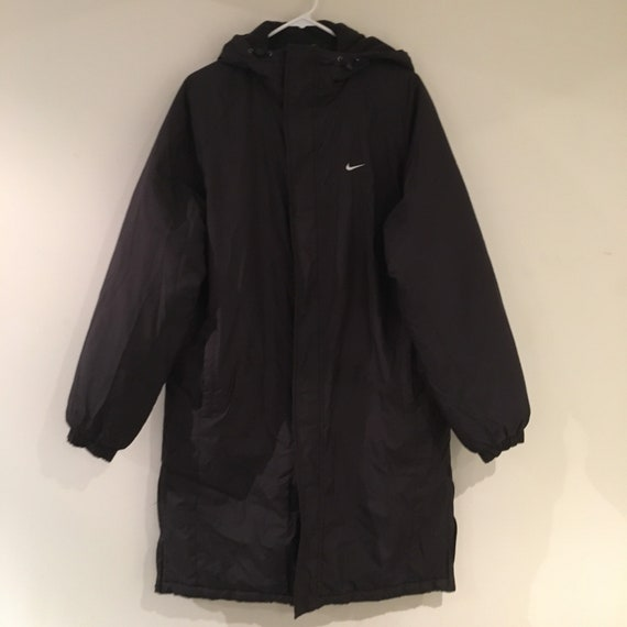 Vintage Nike winter parka jacket size large