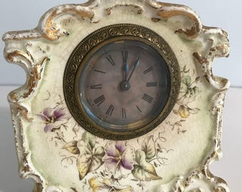 JUST REDUCED!! Antique Ansonia Clock Co Mantle Clock Ca 1850's-1900's