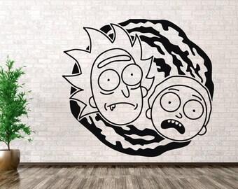 Cartoon Decal Sticker GA544 Vinyl Decal Custom Decal Wall Vinyl Decal Wall Art