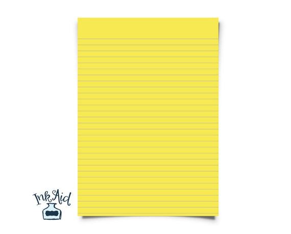Print Your Own Lined Writing Paper Wide Rule College Rule Both Included Printable Pdf Format Add Journal Lines To Scrapbook Paper