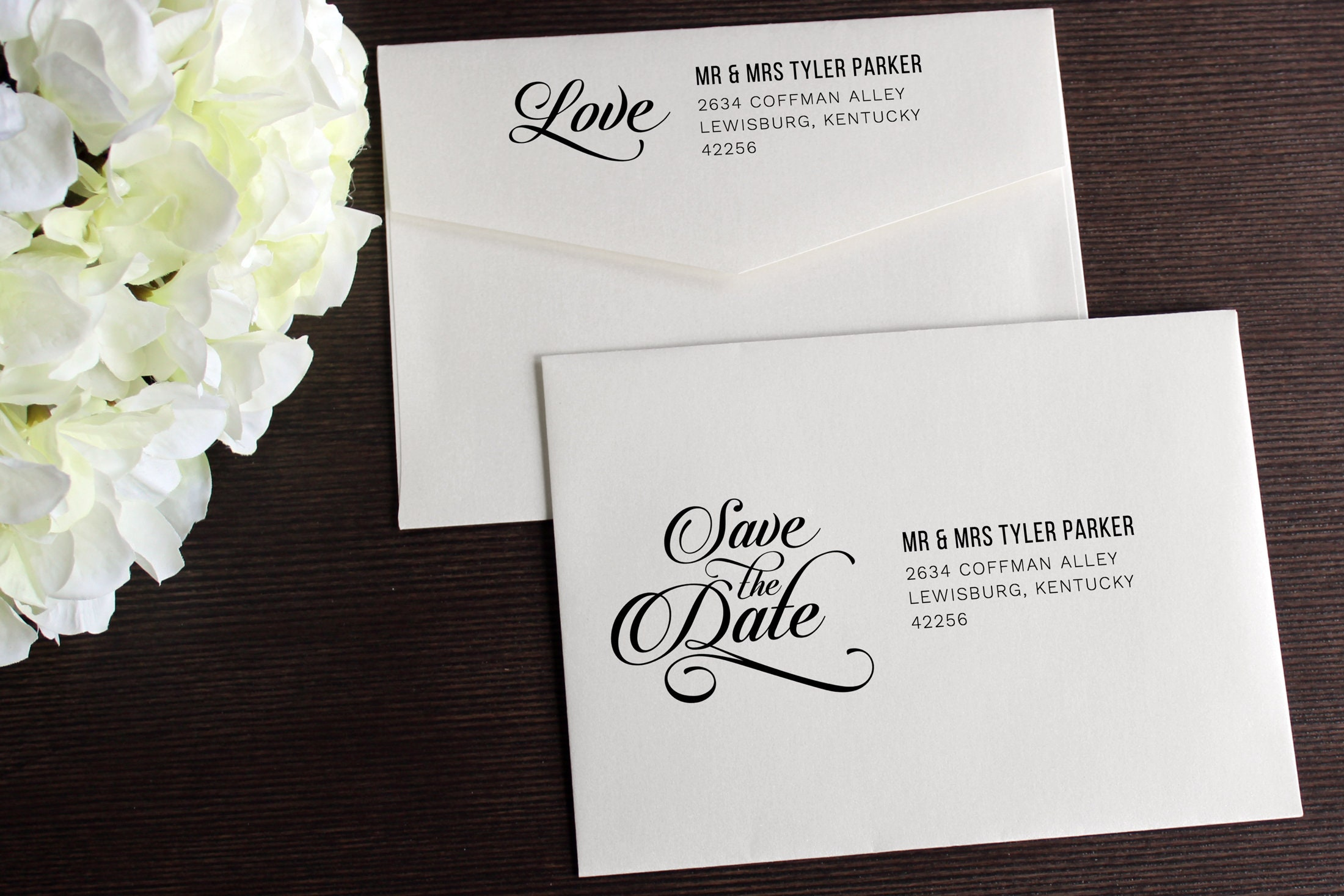 It is a graphic of Mesmerizing Printable Envelope Address Template