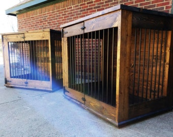 Dog kennel | Etsy