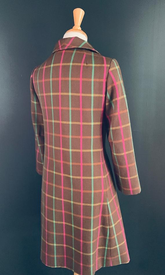1960s Coat Vintage 60s  coat Boho  1960s Princess… - image 7