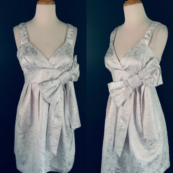 80s dress/Prom dress/ Cocktail dress// 1980s dress