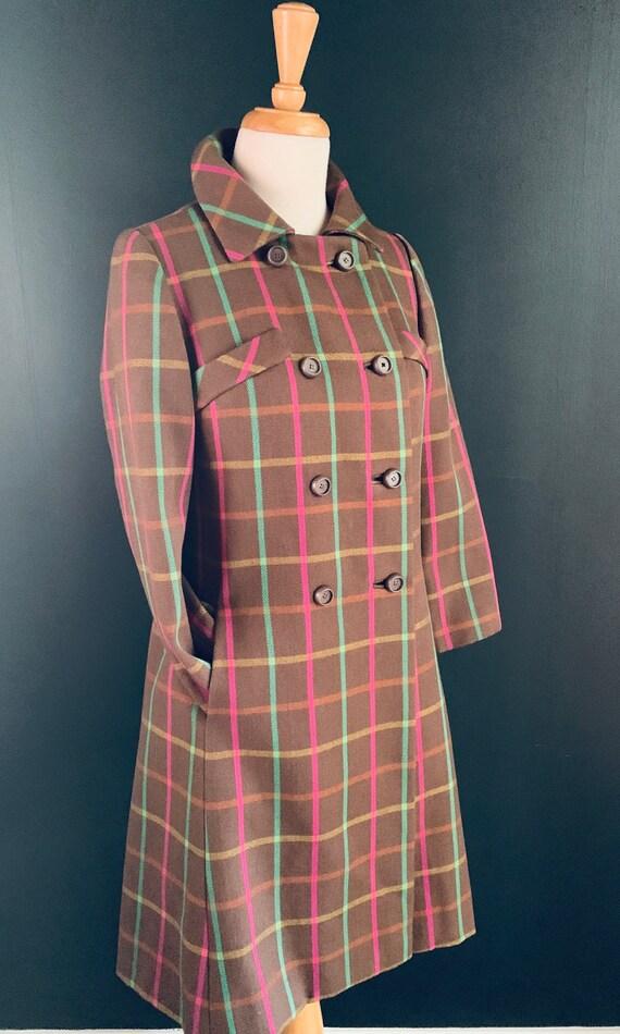 1960s Coat Vintage 60s  coat Boho  1960s Princess… - image 6