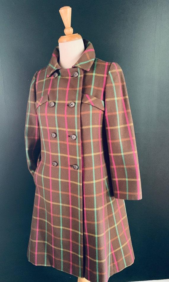 1960s Coat Vintage 60s  coat Boho  1960s Princess… - image 2