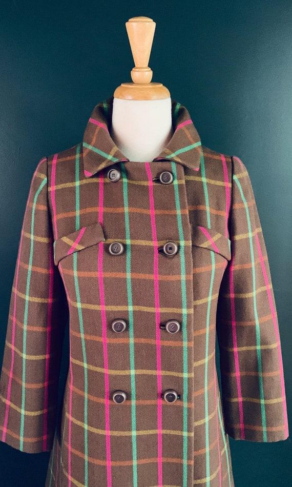 1960s Coat Vintage 60s  coat Boho  1960s Princess… - image 3