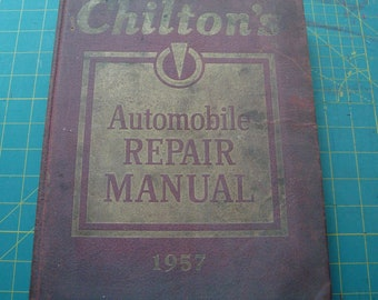 chiltons auto repair manual 1974