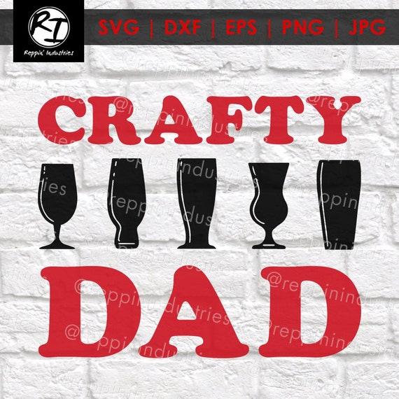Fathers Day Svg Dad Svg Craft Beer Svg Beer Svg Dad Beer Etsy
