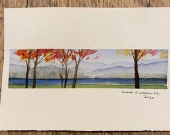 Fall Paintings