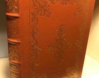 Easton Press Two Plays by Anton Chekhov 100 Greatest