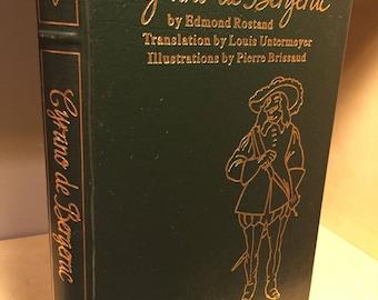 Easton Press Cyrano de Bergerac by Edmond Rostand 100 Greatest/ Famous Edition