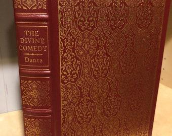 Easton Press Dante - The Divine Comedy 100 Greatest