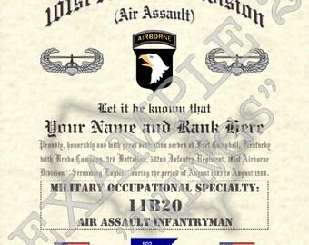 101st airborne | Etsy