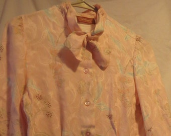 Button up Blouse, Vintage