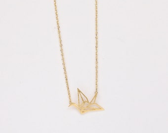 Vivian Necklace Gold