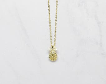 Piper Necklace Gold