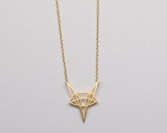 Ella Necklace Gold