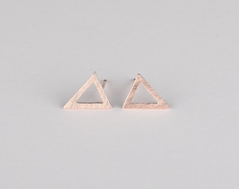 Peyton Rose Gold Earrings