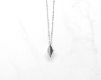 Abby Necklace Silver
