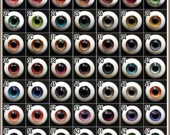 Pre-Order Milky Eyes: Enchanted Doll Eyes