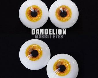 Marble Eyes Dandelion 16mm [IN-STOCK] Enchanted Doll Eyes