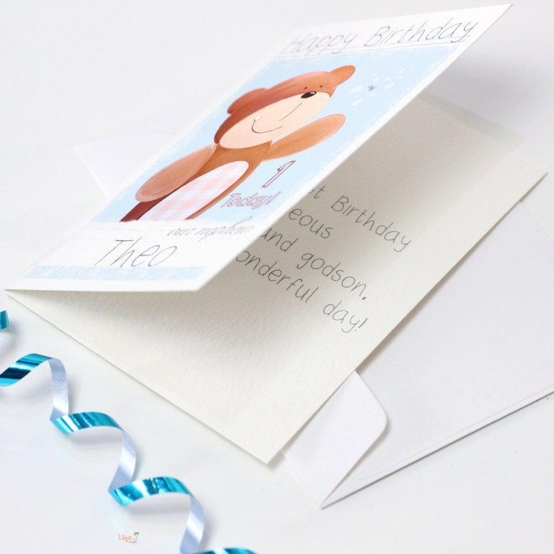 Any Liza J Design Greeting Card Sent Direct To Recipient