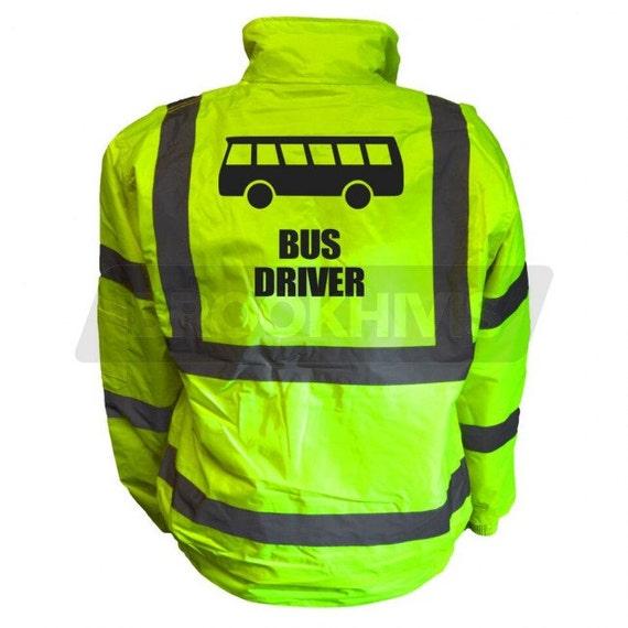 Fire Marshal Yellow High Visibility Hi Vis Viz Vest Safety Waistcoat Printed By Brook Hi Vis