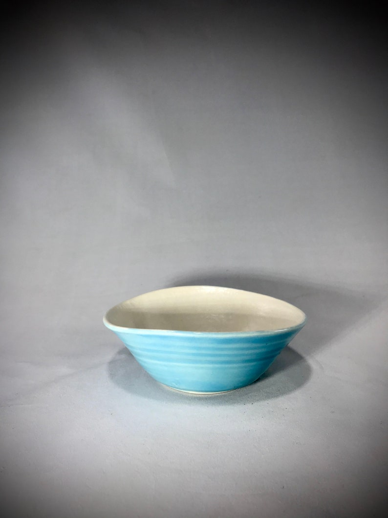 Aqua Pinch Bowl