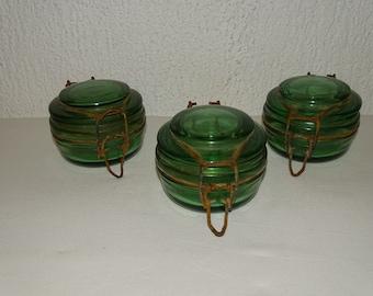 c5c65d8262 SOLIDEX Glass jars food jars trendy kitchen decoration bocaux à crochet  pots en verre ancien très épais lourd déco cuisine tendance