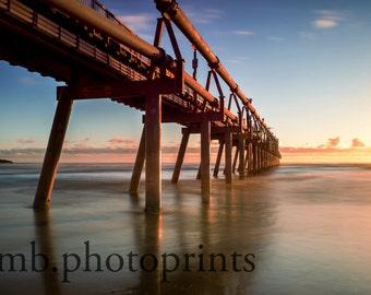 seascape, ocean, the spit, gold coast, long exposure, jetty, sunrise, landscape photography