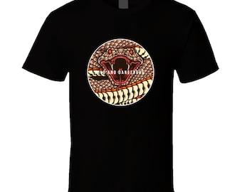 Wild And Dangerous T Shirt