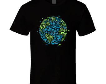 Ufo Invasion T Shirt